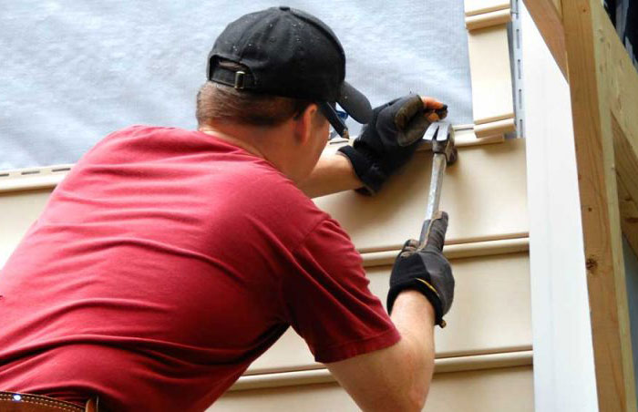 Know why everyone is choosing Vinyl Siding Installation
