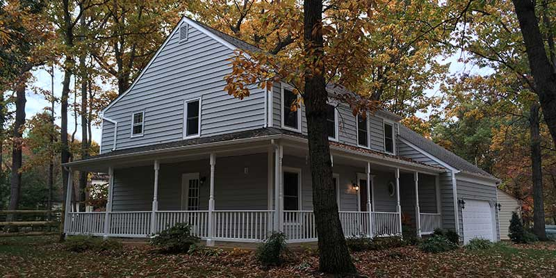 House Wood Siding