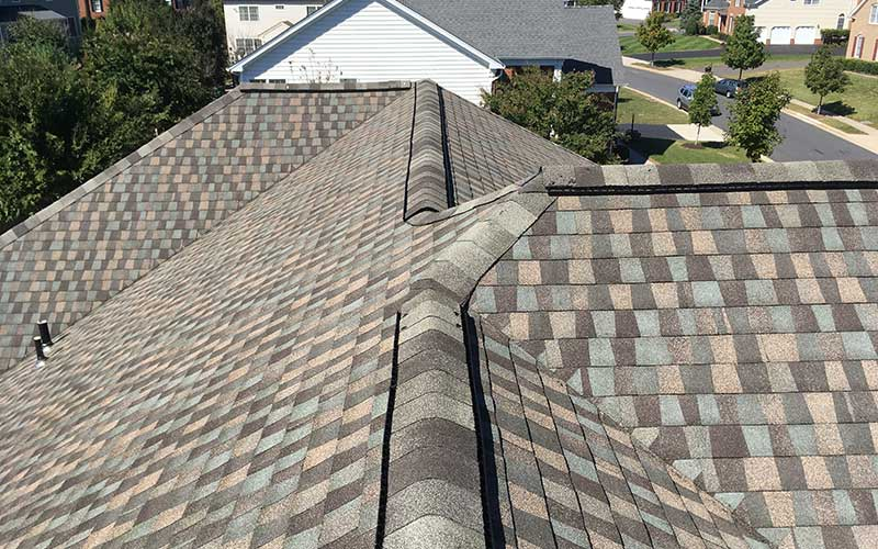 Residential Shingle Installation