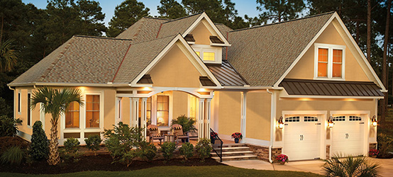Designer Roof Shingles